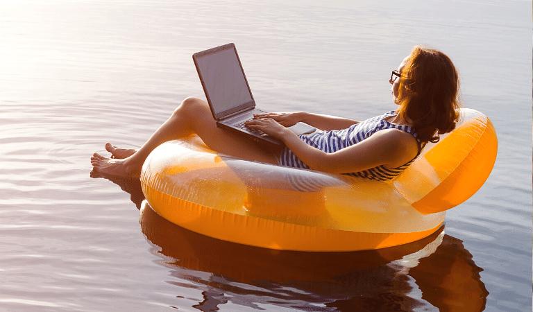 Інтенсивна онлайн-відпустка