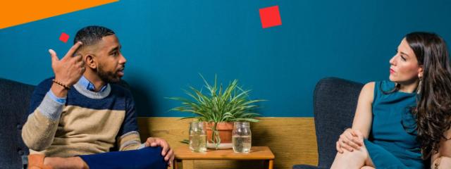 4 sposoby na płynną rozmowę z native speakerem